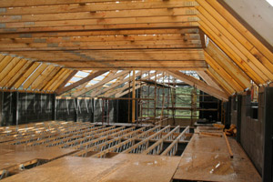 Stevenson And Kelly Ltd Roof Trusses Timber Floor